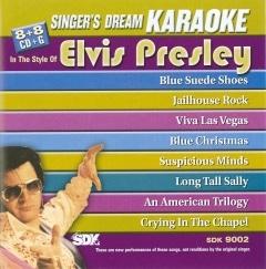karaoke korner elvis - Blue Christmas Karaoke
