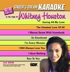 Karaoke Korner - Whitney Houston
