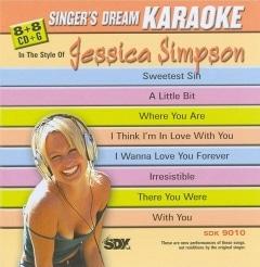 Karaoke Korner - Jessica Simpson