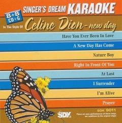 Karaoke Korner - Celine Dion: New Day