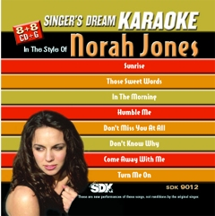 Karaoke Korner - Norah Jones