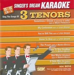 Karaoke Korner - Songs Of Three Tenors