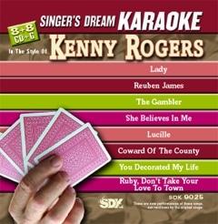 Karaoke Korner - Kenny Rogers