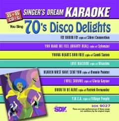 Karaoke Korner - 70's Disco Delights