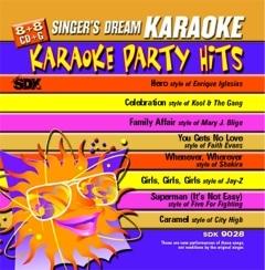 Karaoke Korner - Karaoke Party Hits