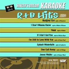 Karaoke Korner - R&B Hits 2004