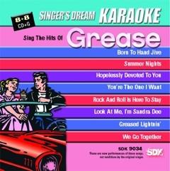 Karaoke Korner - Grease