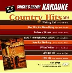 Karaoke Korner - Country Hits 2004