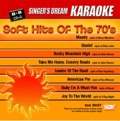 Karaoke Korner - Soft Hits Of The 70's