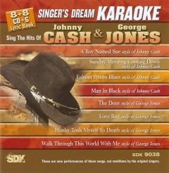 Karaoke Korner - Johnny Cash & George Jones