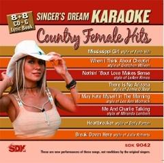 Karaoke Korner - Country Female Hits