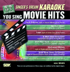 Karaoke Korner - You Sing Movie Hits