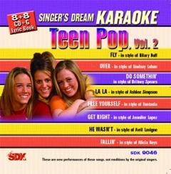 Karaoke Korner - Teen Pop Vol.2