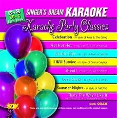 Karaoke Korner - Karaoke Party Classics