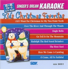 Karaoke Korner - Kids' Christmas Favorites