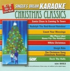 Karaoke Christmas Songs.Sdkcdg9053 Christmas Classics