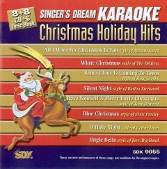 Karaoke Korner - Christmas Holiday Hits