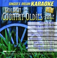 Karaoke Korner - Golden Country Oldies Male