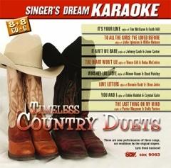 Karaoke Korner - Timeless Country Duets