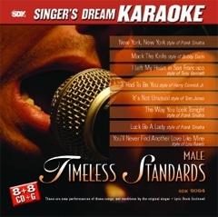 Karaoke Korner - Timeless Standards Male