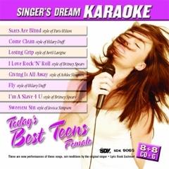 Karaoke Korner - Today's Best Teens(Female)
