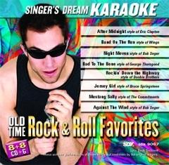 Karaoke Korner - Old Time Rock & Roll Favorites
