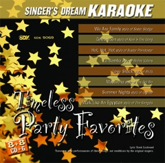 Karaoke Korner - Timeless Party Favorites