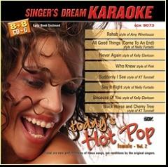 Karaoke Korner - Today's Hot Pop Female Vol II