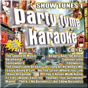 Karaoke Korner - PARTY TYME KARAOKE - SHOW TUNES 1
