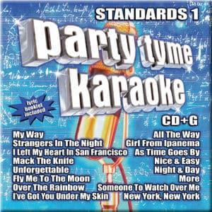 Karaoke Korner - PARTY TYME KARAOKE - STANDARDS 1