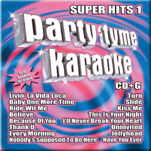 Karaoke Korner - PARTY TYME KARAOKE - SUPER HITS 1