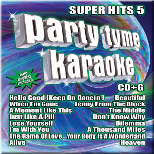 Karaoke Cdgs, Dvds & Media The Cheapest Price Party Tyme Karaoke Super Hits Cd+g Big Clearance Sale Karaoke Entertainment