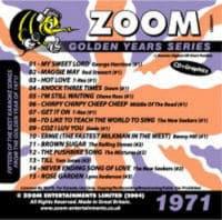 Karaoke Korner - Zoom Golden Years 1971