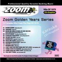 Karaoke Korner - Zoom Golden Years 1975
