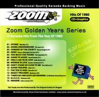 Karaoke Korner - Zoom Golden Years 1980