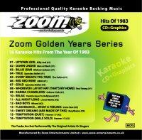 Karaoke Korner - Zoom Golden Years 1983