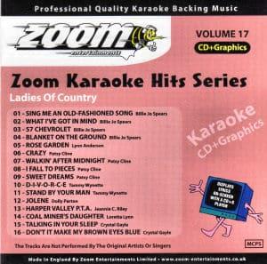 ZKH17 - Zoom Karaoke Hits Vol  17