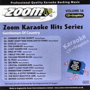 Karaoke Korner - Zoom Karaoke Hits Vol. 18