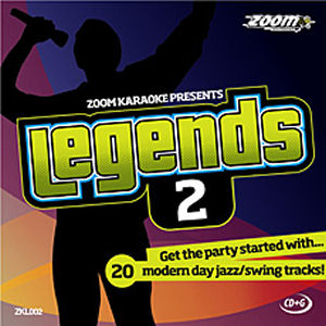 Karaoke Korner - Zoom Legends Karaoke Michael Buble Vol. 1