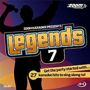 Karaoke Korner - Zoom Legends 60's Greatest Hits Vol. 1