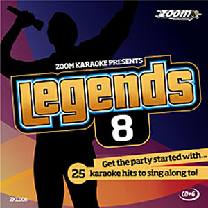 Karaoke Korner - Zoom Legends 60's Greatest Hits Vol. 2