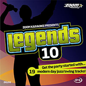 Karaoke Korner - Zoom Legends Michael Buble Vol. 2