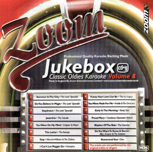 Karaoke Korner - Zoom Jukebox Vol 8