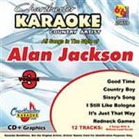 Karaoke Korner - Alan Jackson - Vol. 3