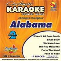 Karaoke Korner - Alabama - Vol. 2