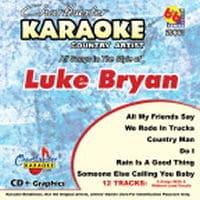 Karaoke Korner - LUKE BRYAN