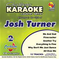 Karaoke Korner - JOSH TURNER VOLUME #2