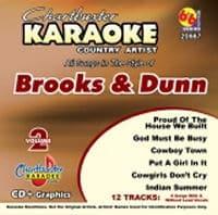 Karaoke Korner - Brooks & Dunne Vol. 2