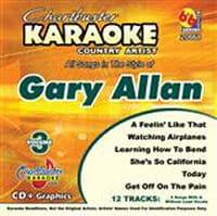 Karaoke Korner - GARY ALLAN