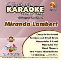 Karaoke Korner - Miranda Lambert Vol. 2